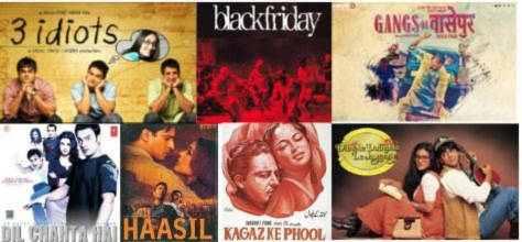 Bollywood movies of all times