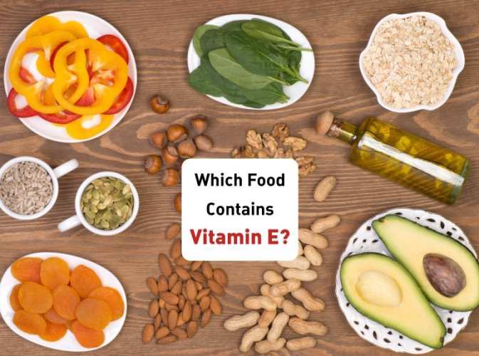 Health benefits of Vitamin e